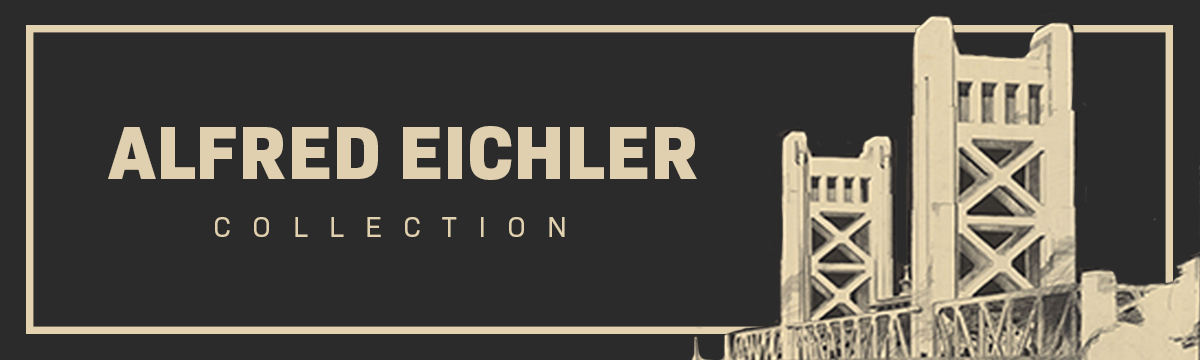 Banner for Alfred Eichler Collection