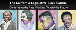 Legislative Black Caucus Exhibit Button
