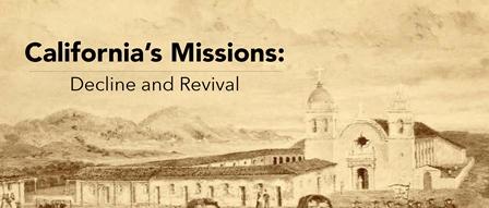 California Missions Exhibit Button