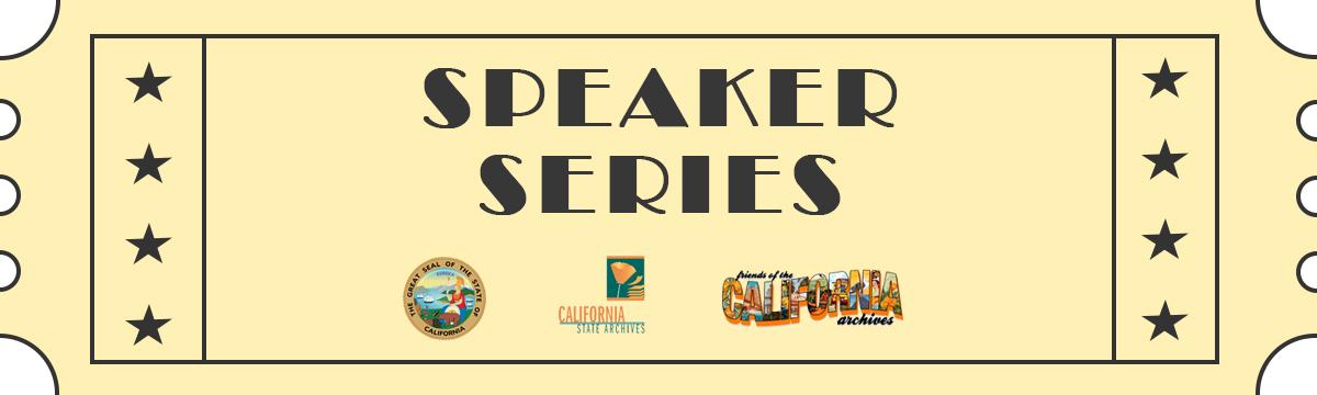 Image of Speaker Series banner