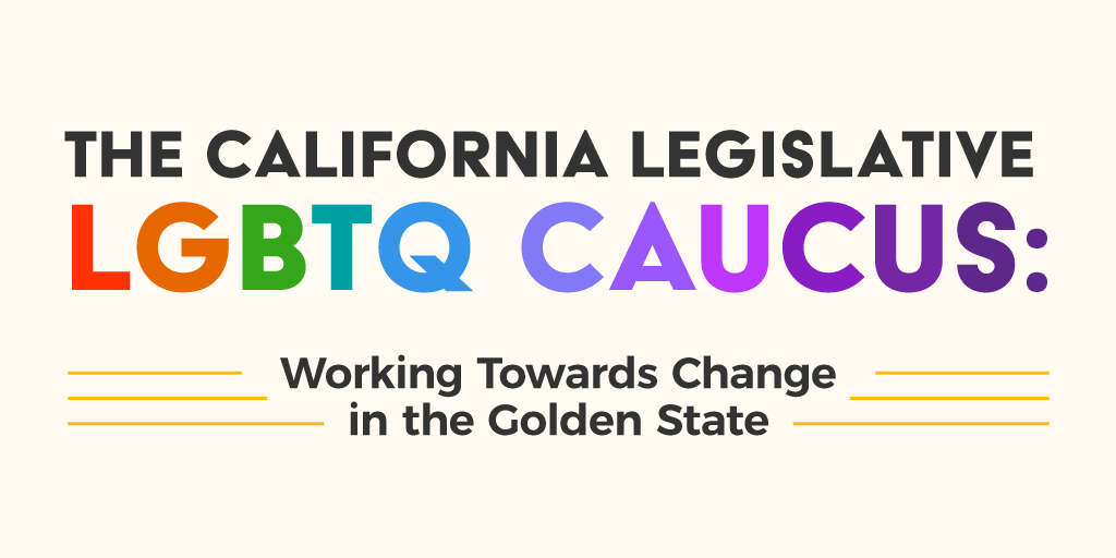 The California Legislative LGBTQ Caucus: Working Towards Change in the Golden State
