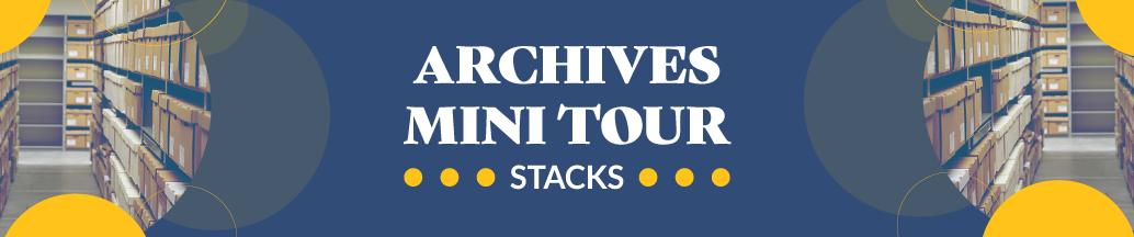 Archives Mini Tours Stacks