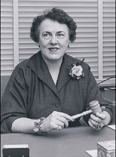 Photograph of Assembly Member Dorothy Donahoe