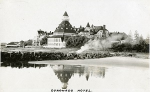 96-07-08-alb01-150, The Hotel Del Coronado in San Diego County, c. 1915