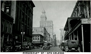 96-07-08-alb09-232, Carondelet Street, New Orleans, c. 1925