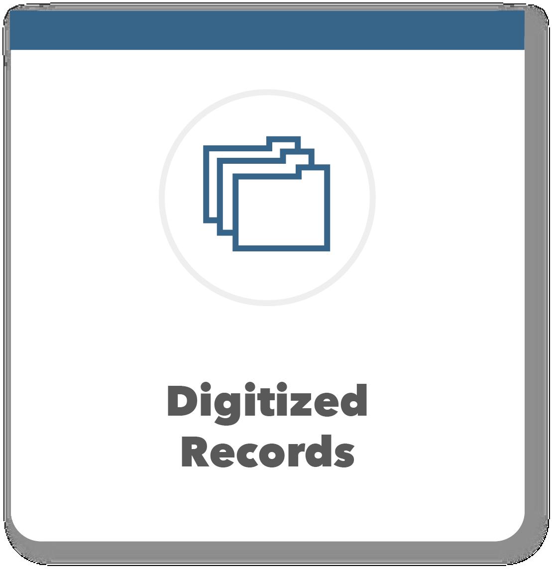 Digitized Records