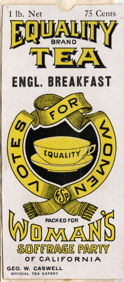 Colorful image of Trademark 5153, Equality Tea