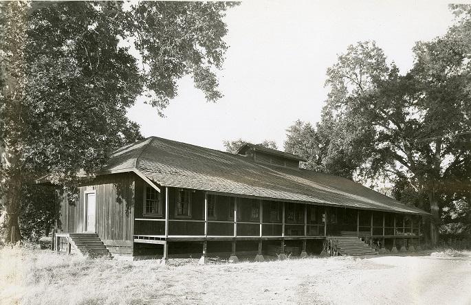 Durham Land Colony Club House
