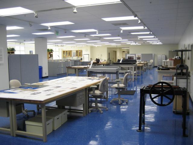 Preservation Lab